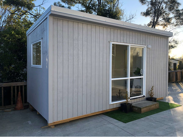 Portable Sleepouts With Bathrooms - Auckland